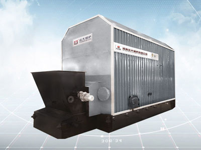coal thermal oil boiler