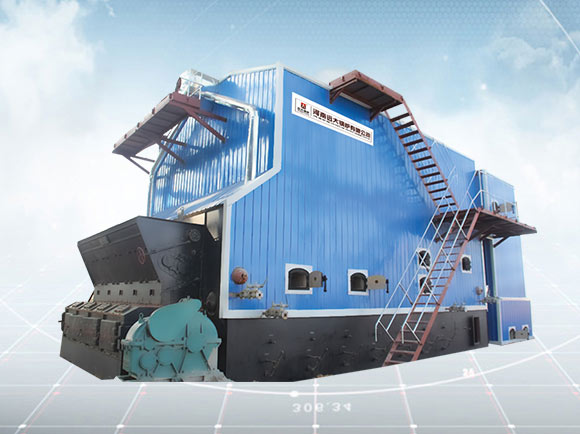 DZL coal hot water boiler, coal water boiler
