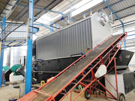 Biomass Pellets Fired Boiler, wood pellets fired boiler