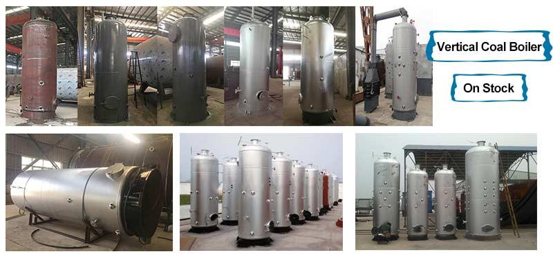 Vertical coal boiler, small coal boiler, coal steam boiler
