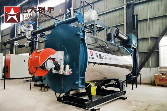 Bolivia thermal oil boiler