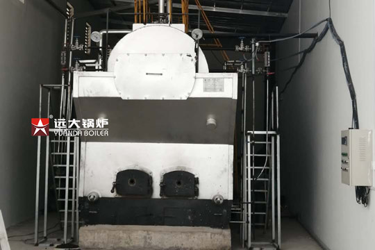 2ton coal boiler for garments factory