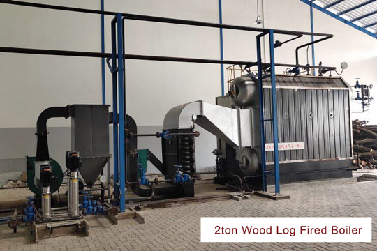 2ton wood boiler price