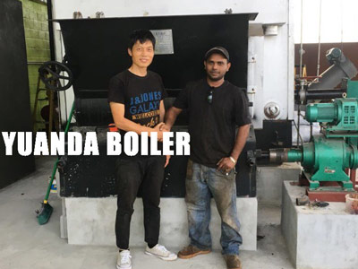 4ton steam boiler price list