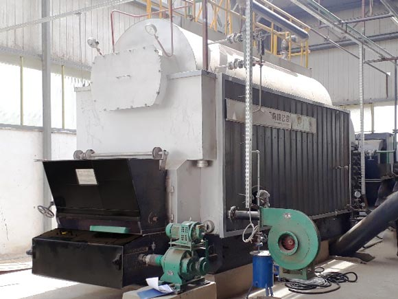 wood boiler, hot water boiler