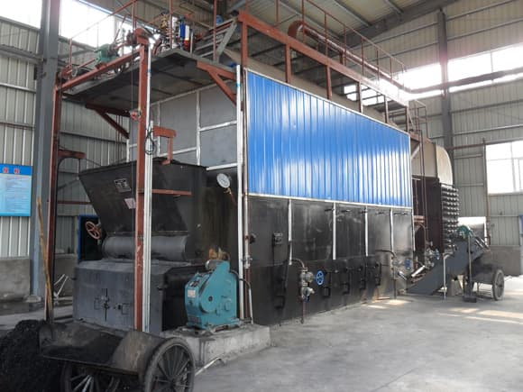 Coal steam boiler, coal hot water boiler