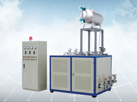 electric heated thermal oil boiler, electric oil heater boiler, electrical thermic fluid heater