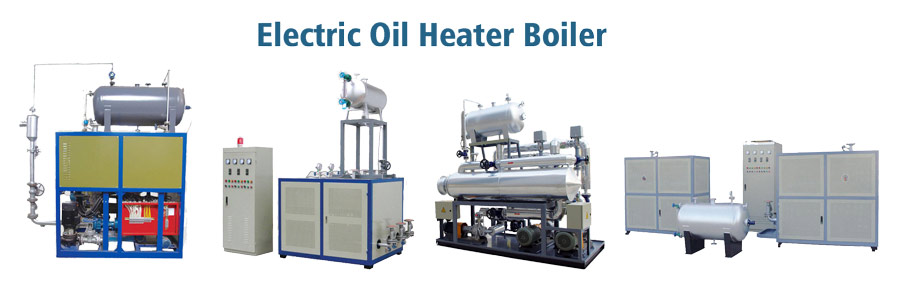 electric oil heater boiler