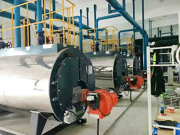 Hot Water Boilers Product ~ Gas oil hot water boiler