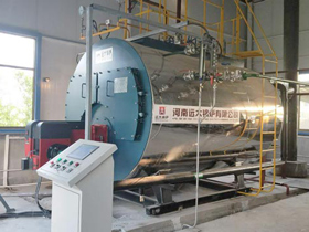 Diesel Oil /Heavy Oil Fired Steam Boiler