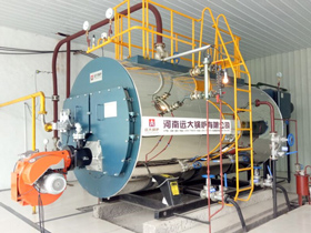 Gas Fired Steam Boiler,Oil Fired Steam Boiler