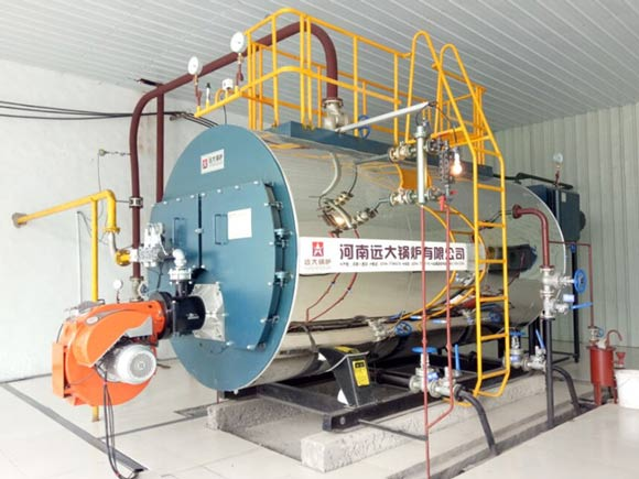 Gas Oil Steam boiler