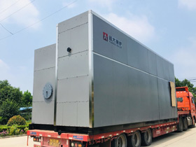 szs water tube boiler