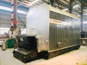 Coal Fired Thermal Oil Boiler