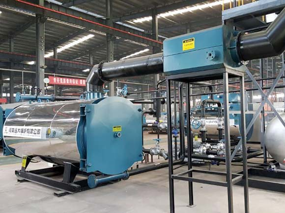 Gas/Oil fired thermal oil boiler, diesel thermal oil boiler