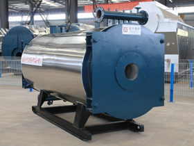 Gas/Oil Thermic Fluid Heater