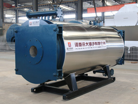 Gas Oil Fired Thermal Oil Boiler