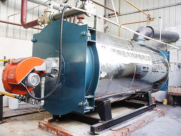 Gas Oil Fired Thermal Oil Boiler,YY(Q)W Thermal Oil Boiler